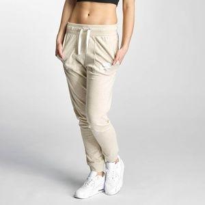 727537a2d9 Nike Pants   Pant Sweat Gym Vintage In Beige Women   Poshmark